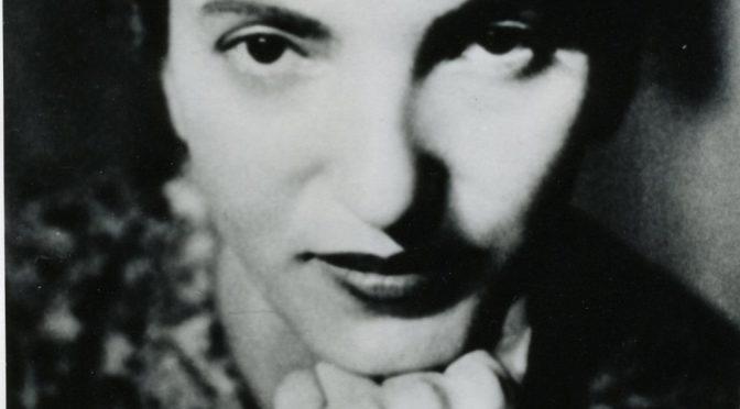 April: Rose Ausländer (1901-1988)