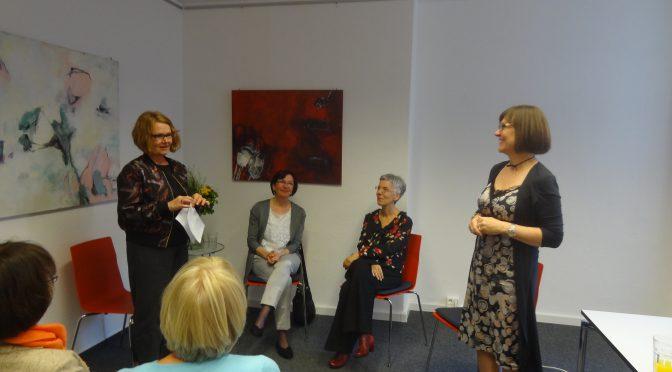 Frauenbilder – Vernissage und Vortrag am 4. Mai 2018
