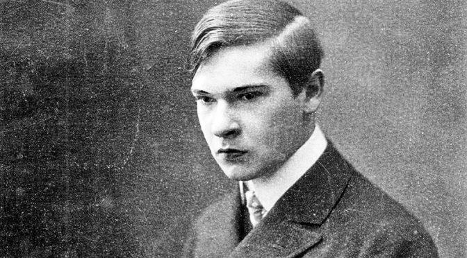 Januar: Georg Trakl (1887-1914)