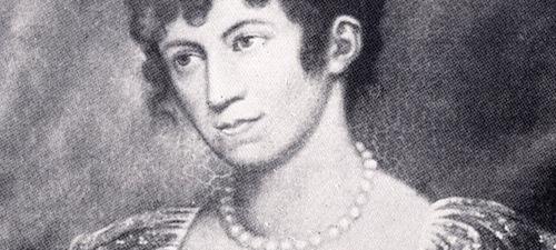 Johanna Schopenhauer (1766 – 1838)