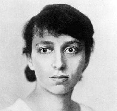 Mai: Gertrud Kolmar (1894-1943)