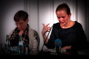 Die Autorinnen Stephanie Bart und Saskia Hennig von Lange