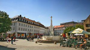 St Johanner Markt